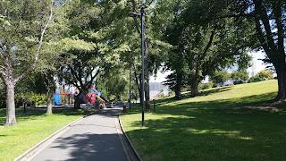 Princes Park.