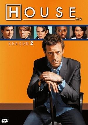 Dr. House - 2ª Temporada Torrent Download