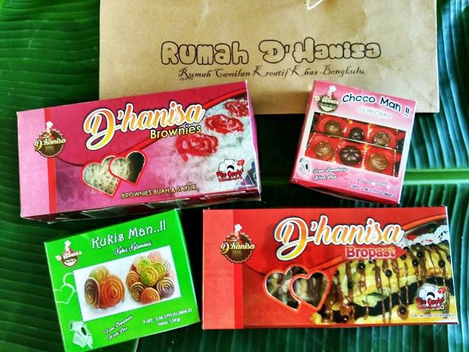 Brownies Buah dan Sayur D'Hanisa Bengkulu