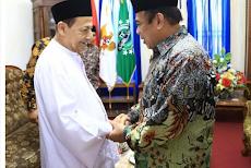 Menag Jadikan Habib Lutfi bin Yahya sebagai Penasihat