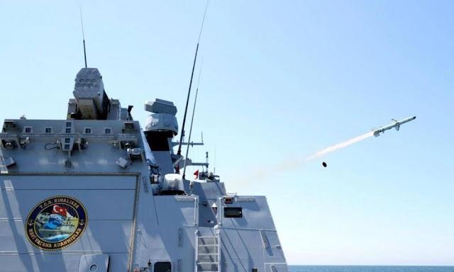 Προπαγάνδα Τούρκων με πυραύλους Atmaca και ναυτικά πυροβόλα-Η ανάγκη άμεσης αντίδρασης