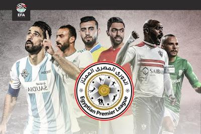 ترتيب هدافي الدوري المصري بعد مباريات الجمعة