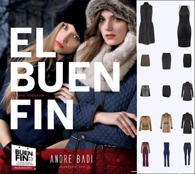 Ofertas El Buen Fin Andre Badi