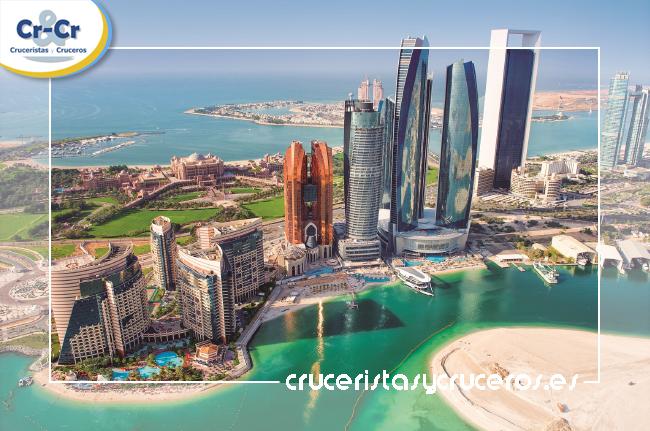CASI 100 AGENTES DE VIAJES PARTICIPAN EN EL PRIMER FAM TRIP QUE PULLMANTUR CRUCEROS ORGANIZA EN DUBÁI Y ABU DHABI