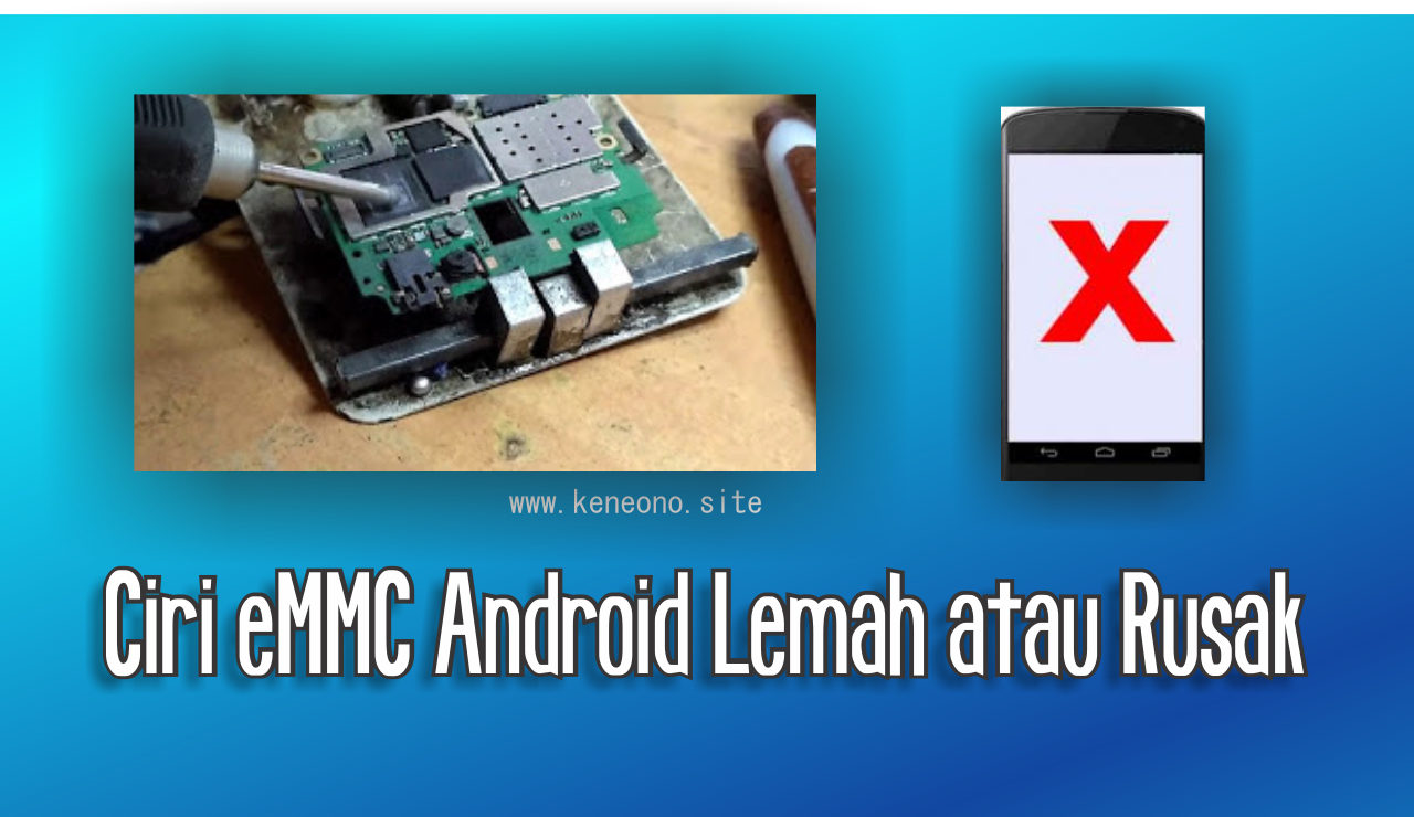 eMMC Android