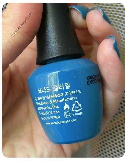 Hybyrydy Konad Blue Sapphire