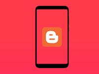 Blogger Blogu İçin Mobil Uygulama Yapımı