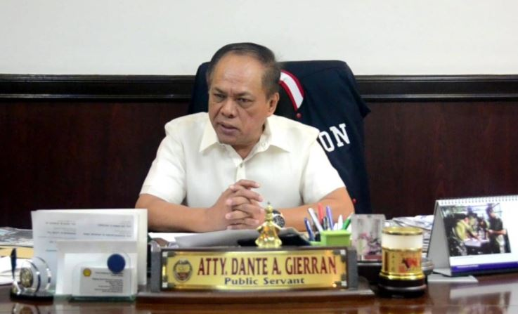 Former NBI director Dante Gierran is new PhilHealth chief