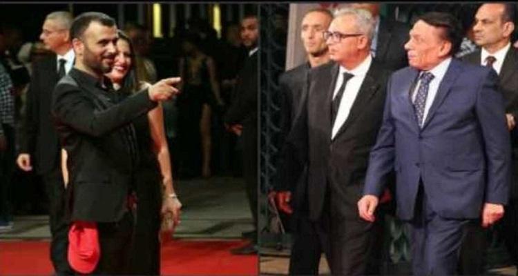 ممثل كوميدي تونسي يلقن عادل إمام درسا قاسيا .. وسفير مصر يغضب