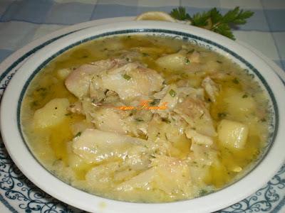 Bakalar / Festive smoked cod