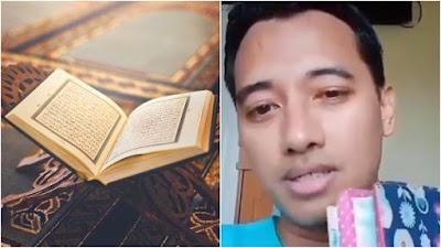 Permalink to Corona Membawa Berkah! Khatam Al Quran Selama Isolasi, Pasien Ini Sembuh dr Covid-19!