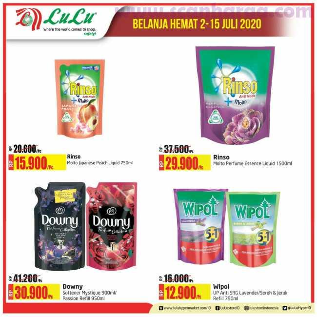 Lulu Hypermarket Katalog Belanja Hemat Terbaru Periode 2 - 15 Juli 2020 5