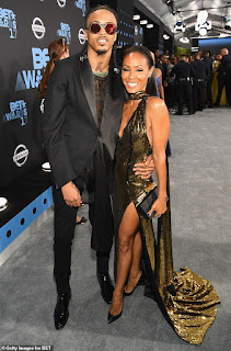 August Alsina sheds light on affair with Jada Pinkett Smith as he releases new song Entanglements