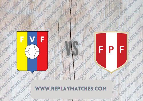 Venezuela vs Peru -Highlights 27 June 2021