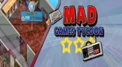 تحميل Mad Games Tycoon مجانًا