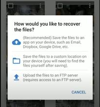 Deleted Photos(image) को Recover कैसे करें?