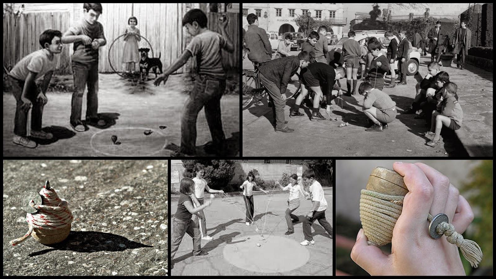 Juegos De La Calle En Los 80