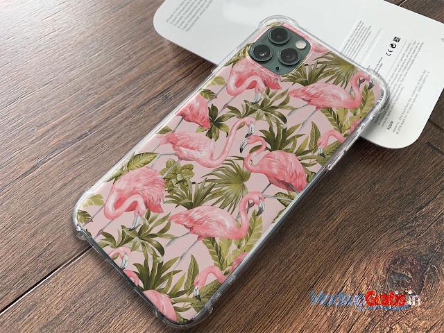Contoh Mockup Anti Crack iPhone 11 Pro MAX (Dengan HP)