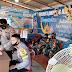 Pengamanan Mudik Terus Di Lakukan Babinsa Koramil 422-03/Pesisir Tengah.
