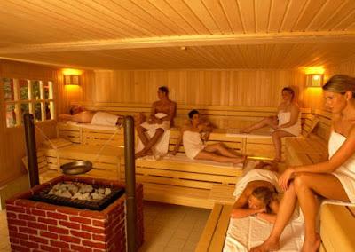 Финская баня Волгоград