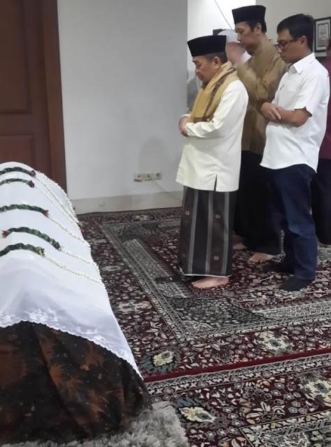 Shalahuddin Wahid Wafat, PKS Sangat Kehilangan Panutan Yang Luar Biasa