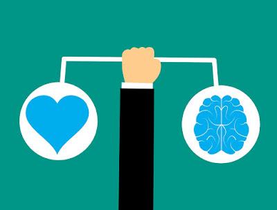 keseimbangan otak dan hati