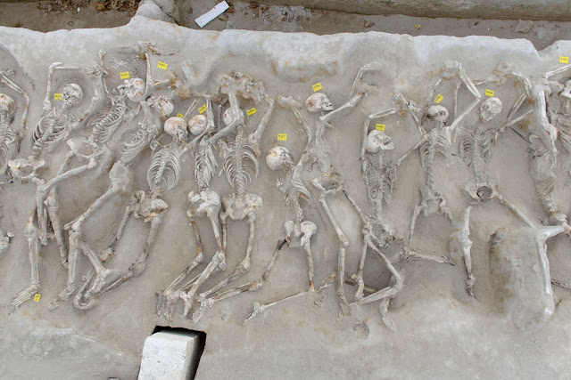 The Phaleron Captives' bioarchaeological research report is now free online