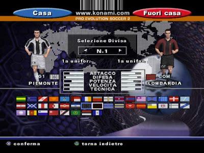 Piemonte vs Lombardia: l'assenza delle licenze in Pro Evolution Soccer