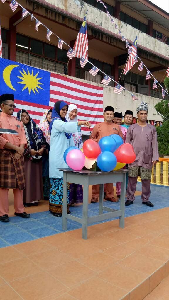 Sekolah Kebangsaan Datuk Abdullah 73200 Gemencheh Negeri Sembilan Pelancaran Bulan Kemerdekaan