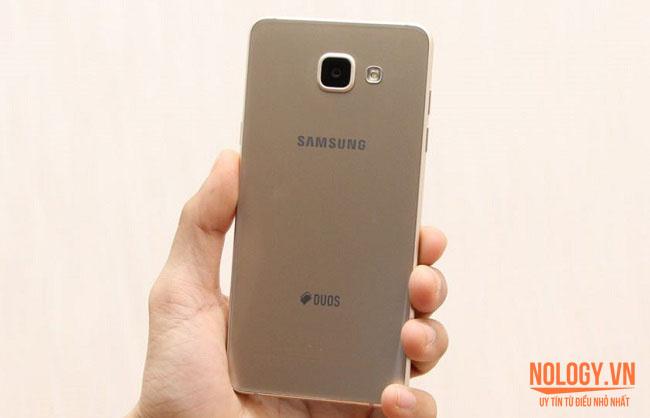 Samsung Galaxy A5 2016 camera sắc nét