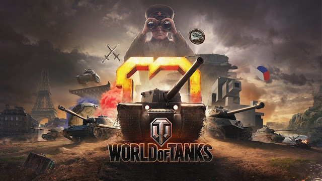 Command the Most Devastating Vehicle Ever in Act III of World of Tanks' Anniversary Celebrations