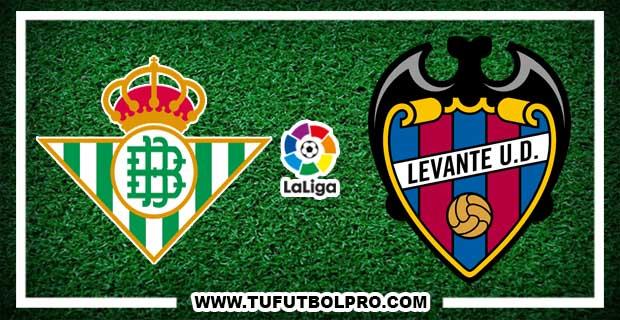 Ver Betis vs Levante EN VIVO Por Internet Hoy 25 de Septiembre 2017