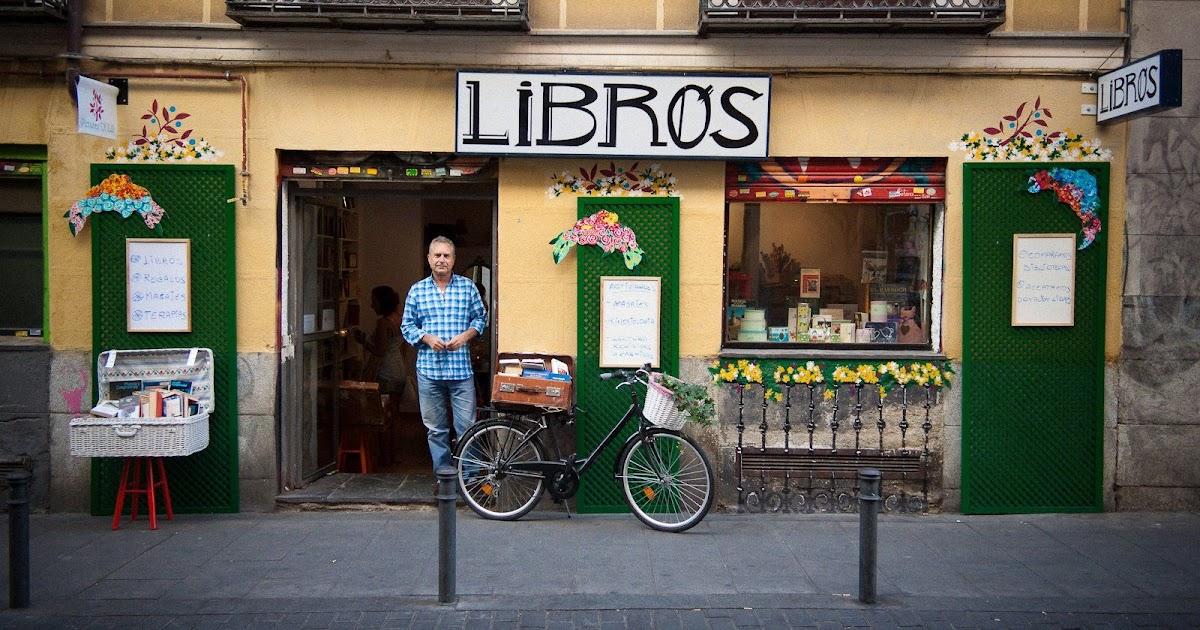 Librerías De Segunda Mano En Madrid Compra Vende Y Dona Tus Libros Usados Don T Stop Madrid