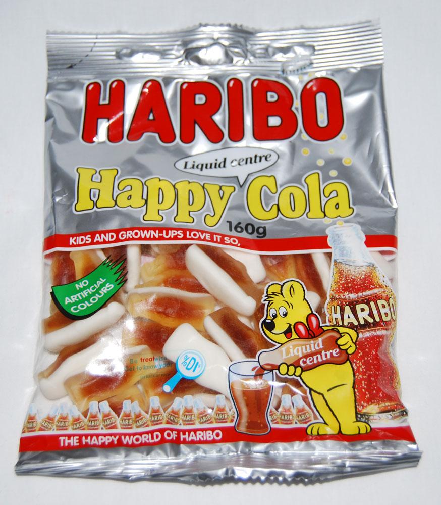 lolly addict australian confectionery reviews haribo happy cola