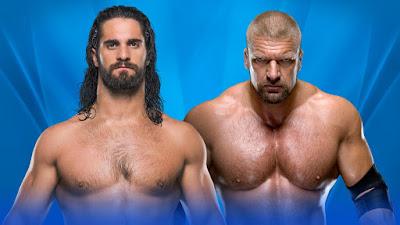Seth Rollins vs. Triple H (Non-Sanctioned Match)