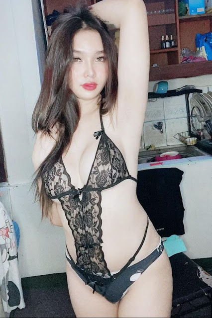 Hot and sexy tiktok videos of beautiful busty asian hottie chick Pinay booty content creator Bernadette Araneta video highlights on Pinays Finest sexy nude photo collection site.