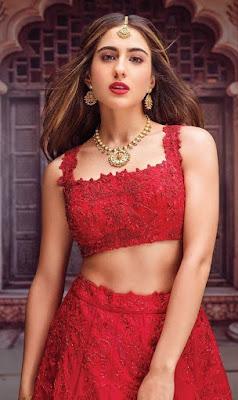 Sara Ali Khan 2018 Wallpaper, HD Indian Celebrities