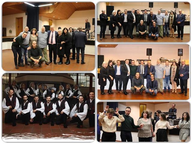 """ΓΕΡΜΑΝΙΑ-Με επιτυχία πραγματοποιήθηκε η  Εκδήλωση του Ηπειρώτικου Συλλόγου """"Δωδώνη"""" του Ντύσσελντορφ"""