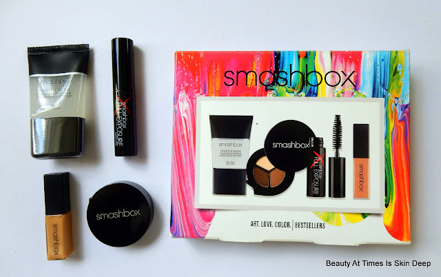 Smashbox: Art. Love. Color makeup kit