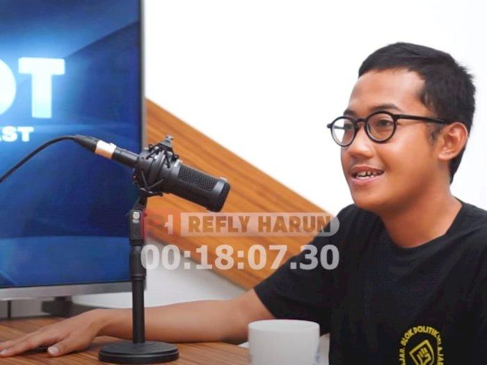 Delpedro Marhaen Bantah Tudingan Jadi Provokator 'Jokowi End Game': Gak Ada Kaitan, Tapi Kuncinya Itu 3M 'Malu-Maaf-Mundur'!