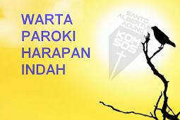 Warta Paroki Harapan Indah No. 76
