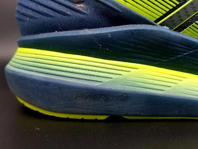Asics Glideride 2 heel
