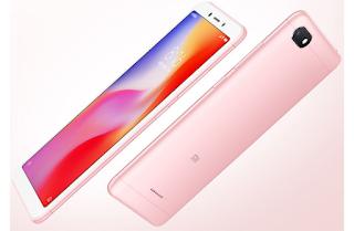 Xiaomi aadmi 6 pro