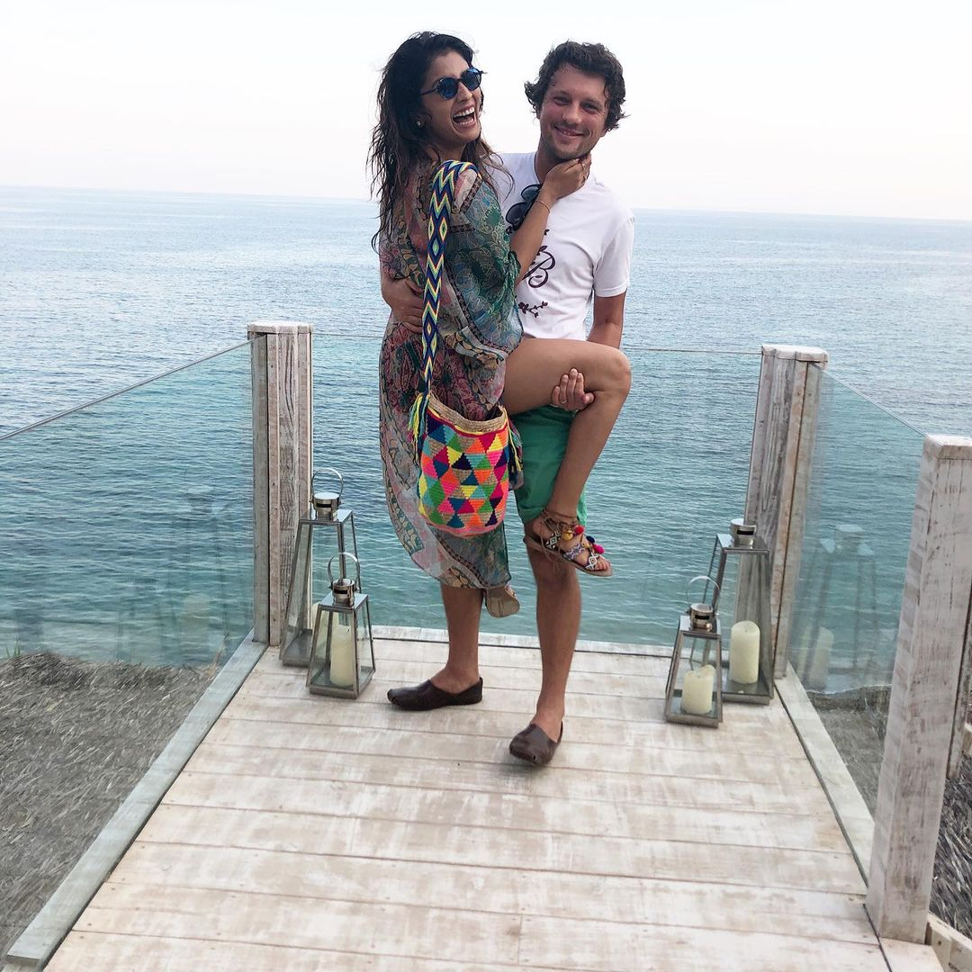 Pic Talk of the day: Shriya Sharan Romantic Outing together with her Better Half