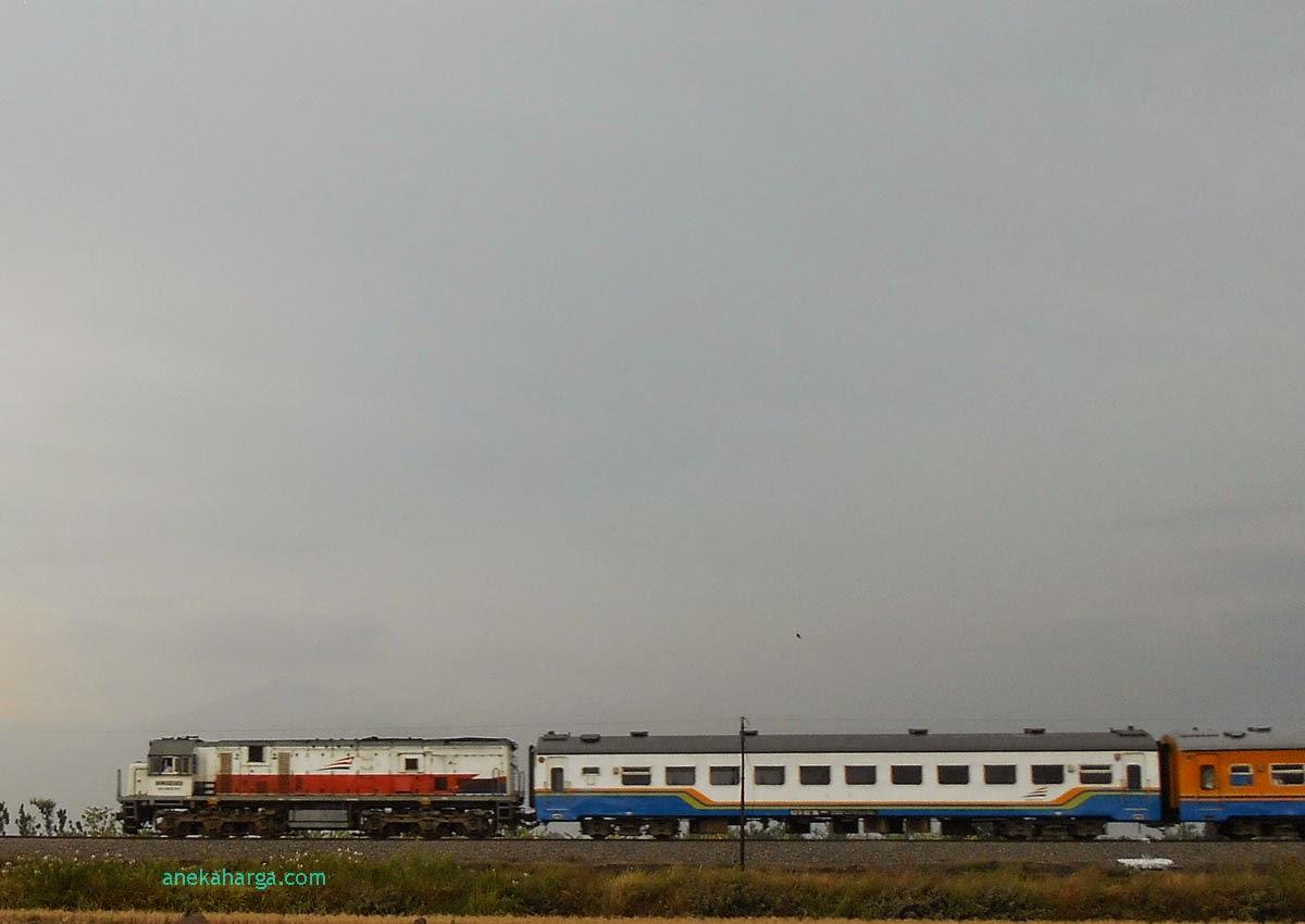 Cari Tiket Kereta Api Kutojaya Utara Januari
