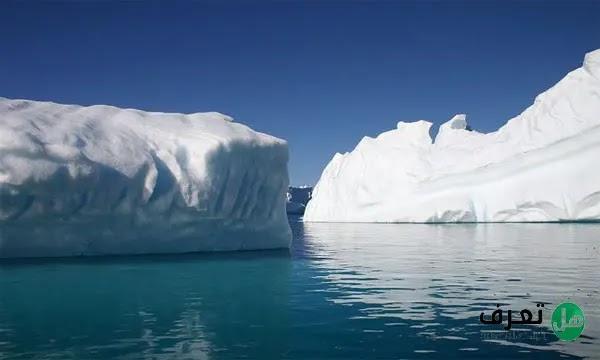الفرق بين القطب الشمالي والقطب الجنوبي