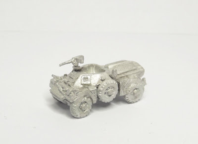 MDV34    Ferret Mk 1, open top with MG