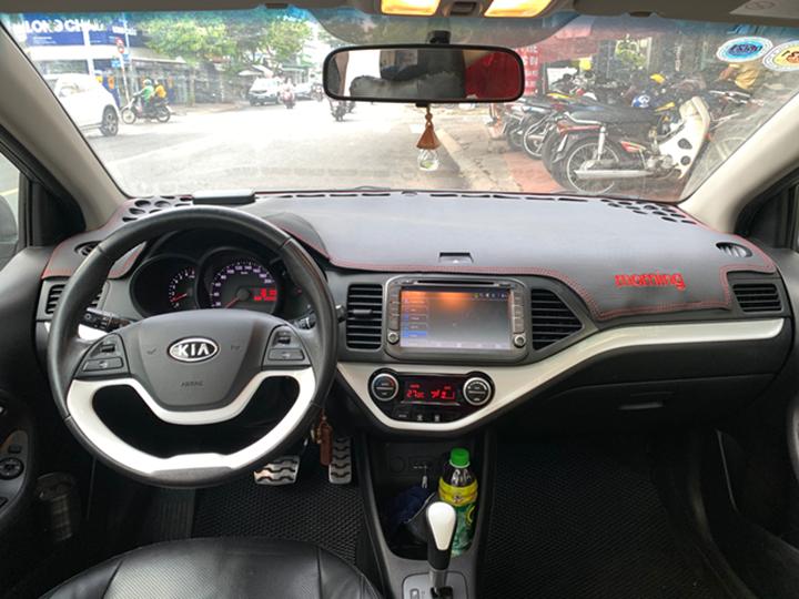 Xe hiếm Kia Picanto có cửa sổ trời tại Việt Nam
