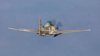 A-29 Super Tucano untuk AU Nigeria