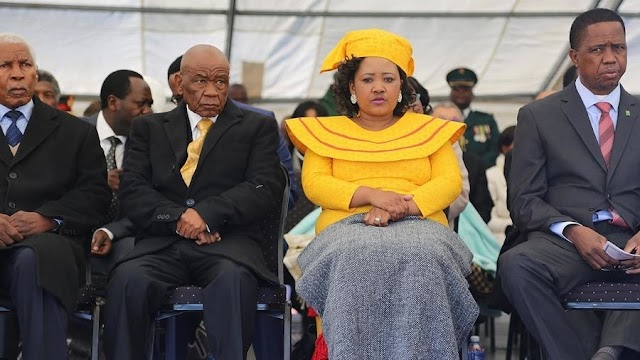 Police : Lesotho PM to be charged with murder of estranged wife
